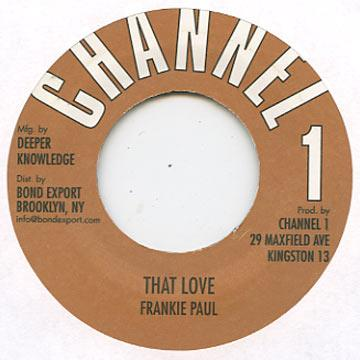 Frankie Paul - That Love (7