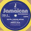 Prince Alla - Royal Throne Room