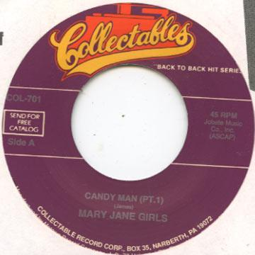Mary Jane Girls - Candy Man (7