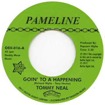 Goin' To A Happening / Spaceland