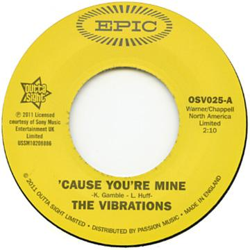 Cause You're Mine / Follow Your Heart
