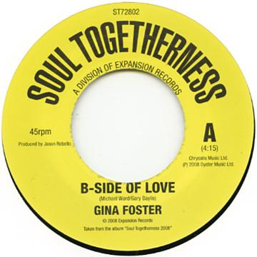 B-Side Of Love / Expect A Miracle
