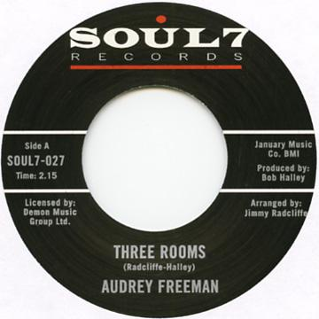 Audrey Freeman - Three Rooms (7