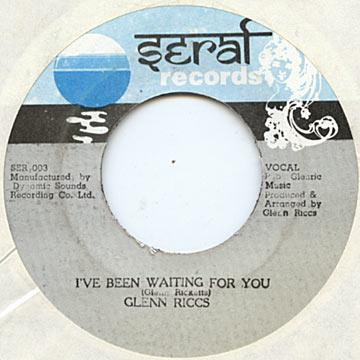 Glenn Riccs - I've Been Waiting For You (7