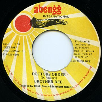 Brother Lee - Doctors Order (7