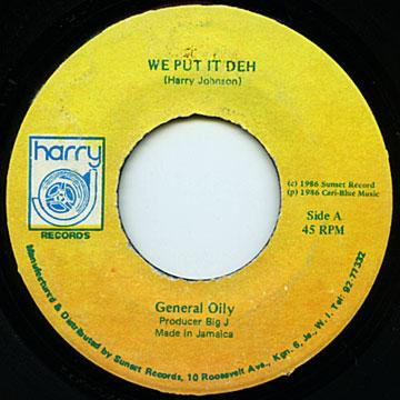 General Oily - We Put It Deh (7