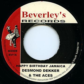 Happy Birthday Jamaica / It Pays