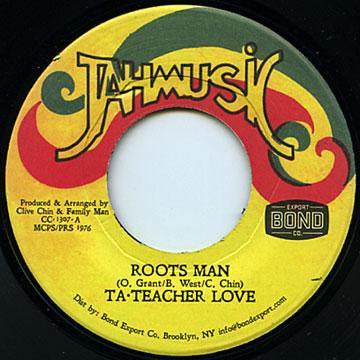 Rootsman / Mix Gone