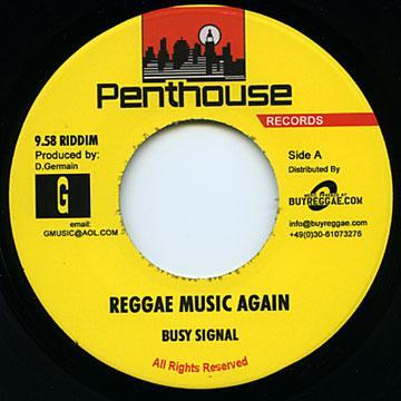 Reggae Music Again / 9.58