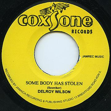 Somebody Has Stolen My Girl (Label Reversed) / Somebody Has Stolen My Girl Pt.2