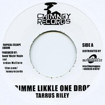 Gimme Likkle One Drop / Ain't No Giving In