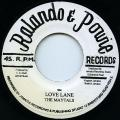 Maytals - Love Lane (Original Stamper)