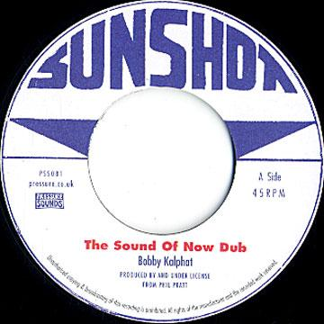 Sound Of Now Dub / Dub Hill
