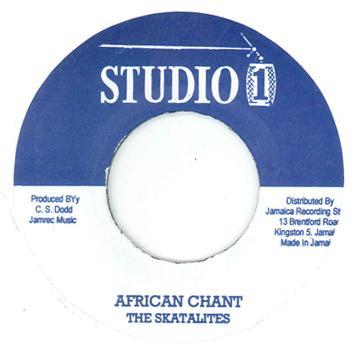 African Chant (Original Stamper) / Get Ourselves Together