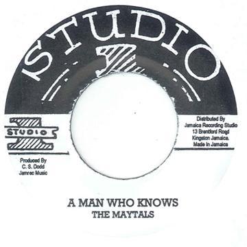 Man Who Knows (Original Stamper) / Let's Kiss