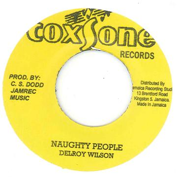 Naughty People (Original Stamper) / Searching For You