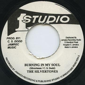 Burning In My Soul (Original Stamper) / Version