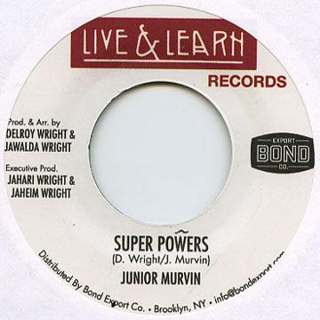 Super Powers / Version
