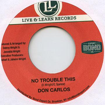 Don Carlos - No Trouble This (7