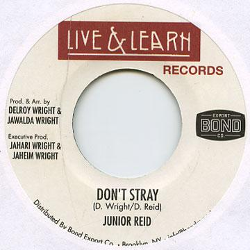 Junior Reid - Don't Stray (7