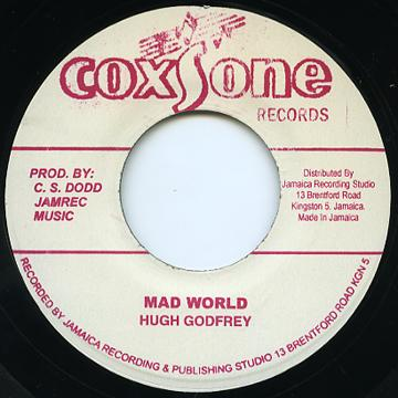 Mad World (Original Stamper) / You're My Baby