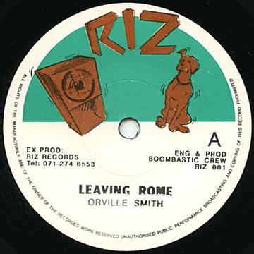 Leaving Rome / Repatriation Dub