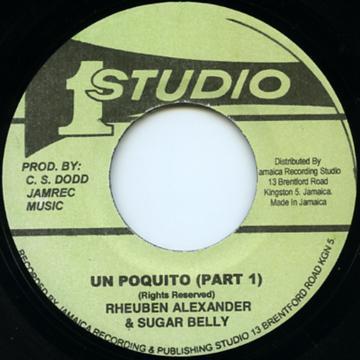 Un Poquito (Original Stamper) / Part 2