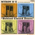 Myron & E - Behind Closed Doors (Picture Sleeve)