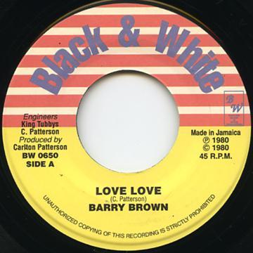 Love Love / Lots Of Loving