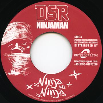 Ninja Mi Ninja (May skip in the middle due to a pressing defect) / Version