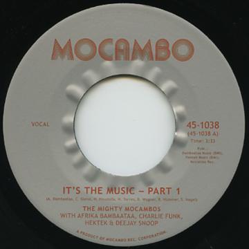 It's The Music Part 1 / (Part 2)