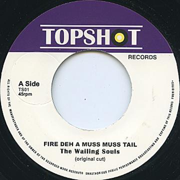 Fire Deh A Muss Muss Tail (Original Cut) / Version