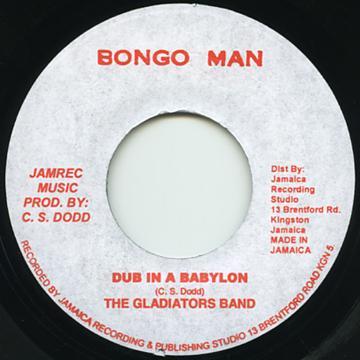 Dub In A Babylon (Original Stamper) / Version In A Babylon
