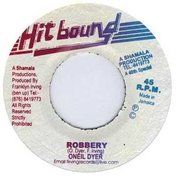 Oneil Dyer - Robbery (7