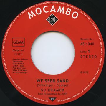 Weisser Sand (Original) / Weisser Sand (Alt Version); Sexsong