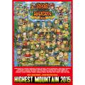 Mighty Jam Rock, Various - Highest Mountain 2015: Japanese Reggae Festa In Osaka (2DVD)