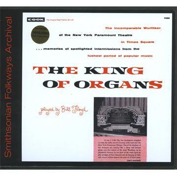 King Of Organs (COOK01150) (CD-R)