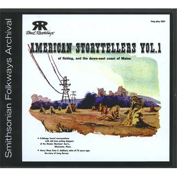 American Storytellers Volume 1 (COOK05001) (CD-R)