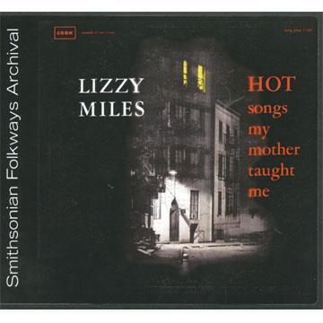 Hot Songs My Mother Taught Me (COOK01183) (CD-R)