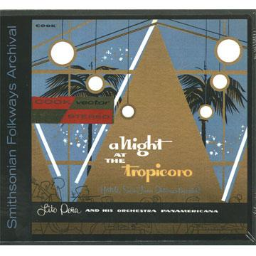 A Night at the Tropicoro (COOK01187) (CD-R)