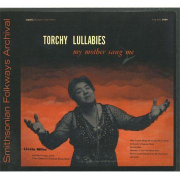 Torchy Lullabies My Mother Sang Me (COOK01184) (CD-R)