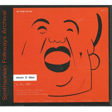 Moans and Blues (COOK01182) (CD-R)