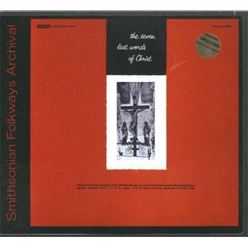 Seven Last Words of Christ (COOK01094) (CD-R)