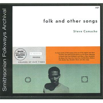 Folk and Other Songs (COOK01127) (CD-R)