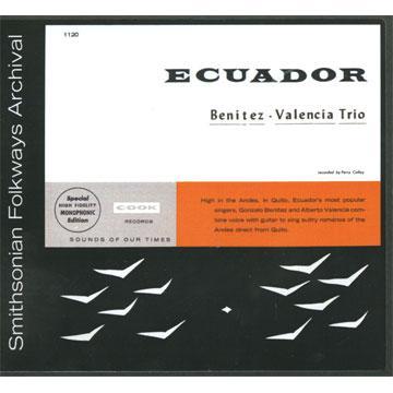 Ecuador (COOK01120) (CD-R)