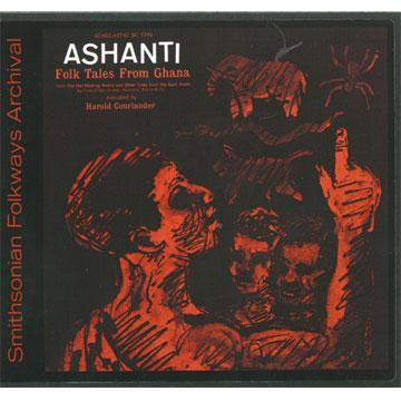 Ashanti: Folk Tales from Ghana (COOK07710) (CD-R)