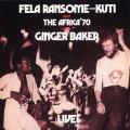 Fela Kuti - Fela Live With Ginger Baker (download)