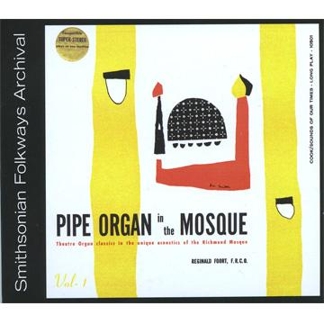 Pipe Organ in the Mosque (COOK10501) (CD-R)