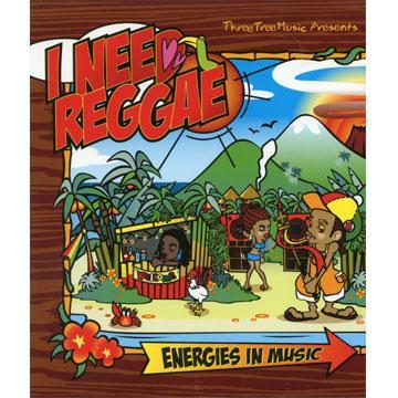I Need Reggae: Energies In Music