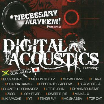 Digital Acoustic (1 CD + 1 Mix CD [Non Stop Mix by Iron 'Telano' Giant for Club Jamaica])